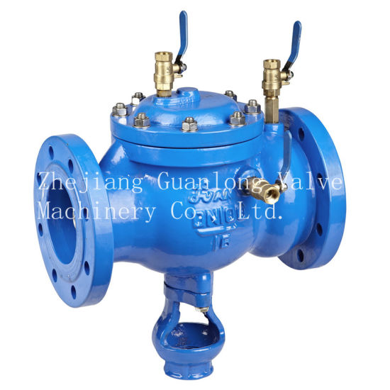 (HS42X) Anti-Pollution Antifouling Cut off Block Valve pictures & photos