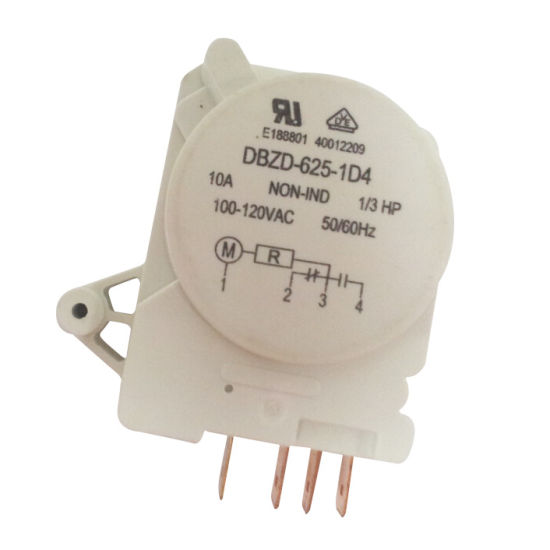 Defrost Timer for Refrigerator and Air Conditioning Cooling