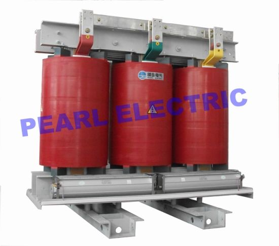 10KV Class 10~2500KVA Epoxy Resin Casting Dry-Type Distribution Transformer pictures & photos
