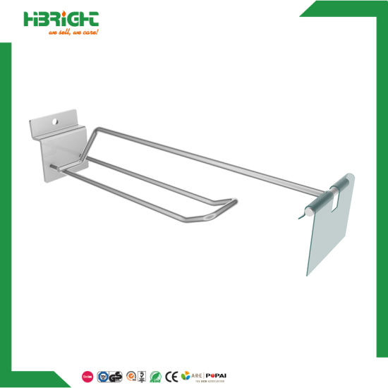 Display Zinc Plated Hooks Zinc Galvanized Hook pictures & photos