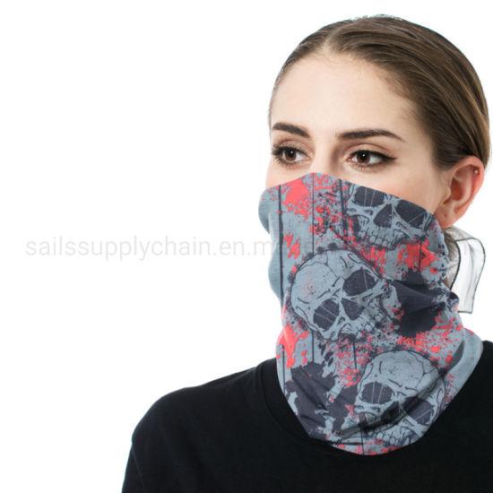 Custom Head Scarf Scarves Sport Bandanas for Male Female