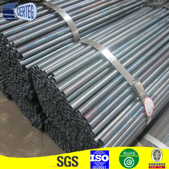 black pipe railing galvanized pipe 21mm od carbon steel welding black railing pipes china