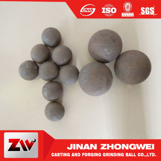 60mn Forged Steel Grinding Balls for Ghana pictures & photos