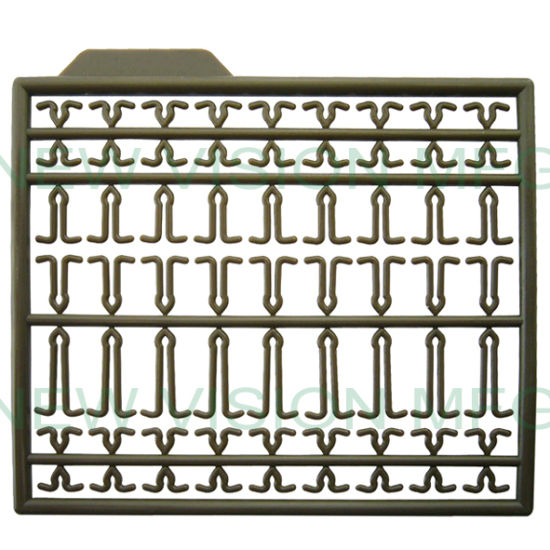 Hard Chain Stoppers on Frame (N8014)