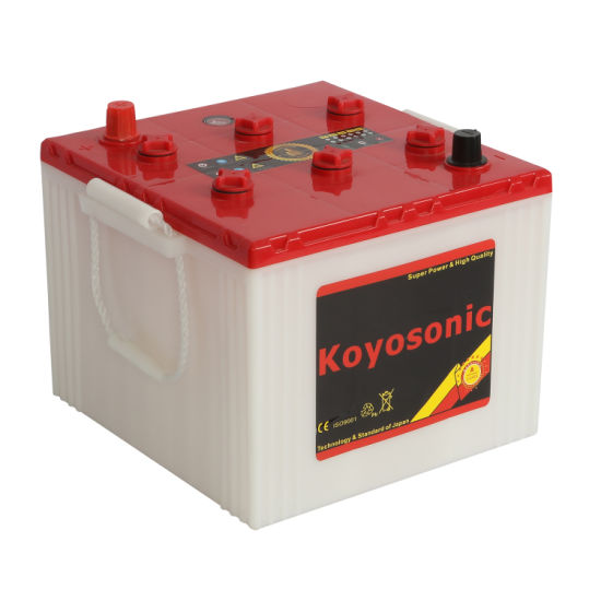 Koyosonic Us 6tn Battery Tank Battery 100ah Battery for Military Use