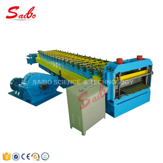 Corrugated Steel Silo Roll Forming Machine Manufacture in Stock