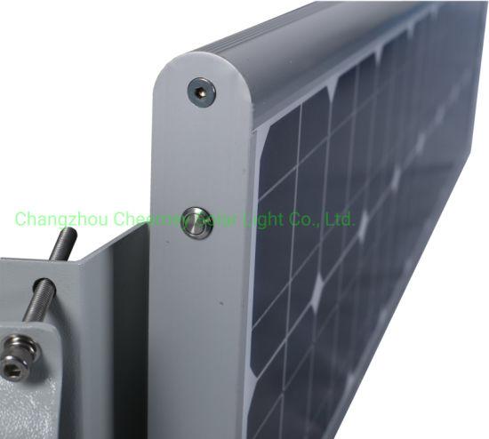 Energy Saving LED Street Light Solar Powered 30W Street Lamp with Ce RoHS IP65 Certified
