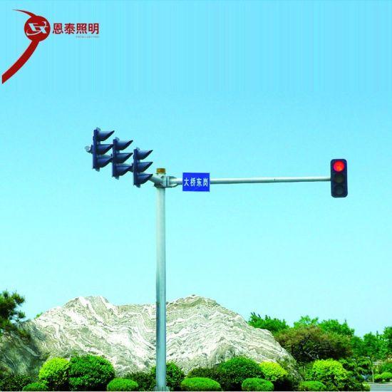 Solar Powered Flashing Traffic Control Baton Light Stick Module