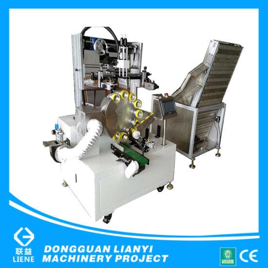 China Cylinder Screen Printer Machine For Teflon Tape