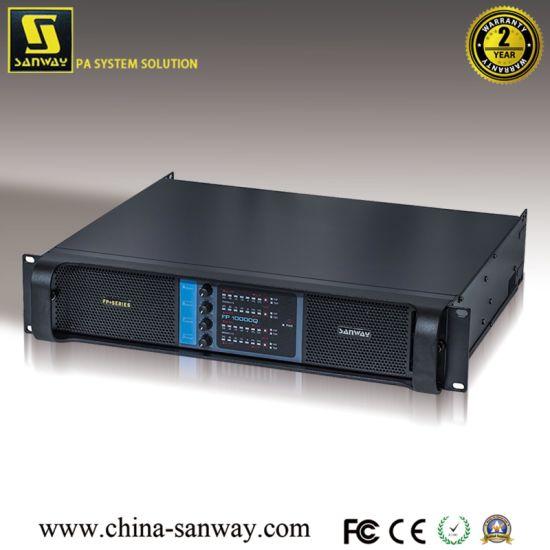 High Power Amplifier, Audio Equipment (FP10000Q)