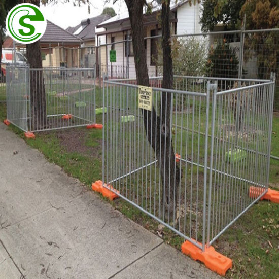 China Provider Entertainment Security Fence High Hardness Move Fence