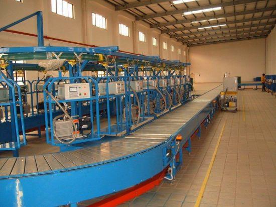 Modular Chain Mechanical and Equipment Conveyor