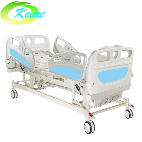 Hot Sale 3 Crank Manual Hospital Bed for Bedridden Patients