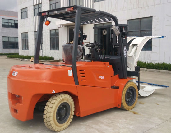 Four Wheels 1.5ton 2ton 3ton 4ton 5ton 10ton 3m 5m 6m Battery Operation Electric Diesel Gasoline LPG Terrain Rough Fork Lifter Truck Forklift with Factory Price