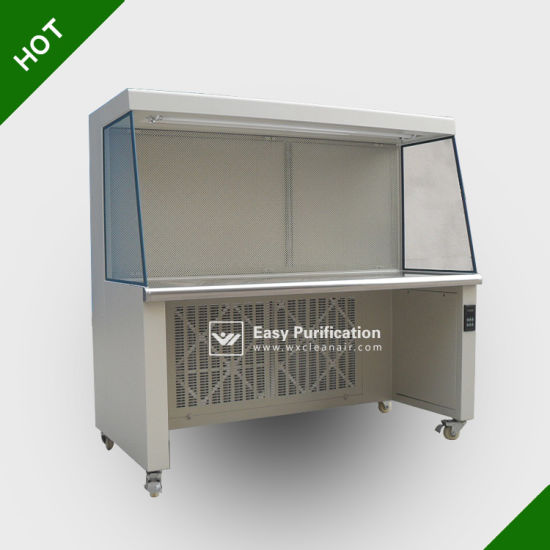 Lowest Price Powder Coated Clean Bench with Ce Certificate for Lab Use