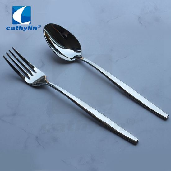 Stainless Steel Spoon Fork