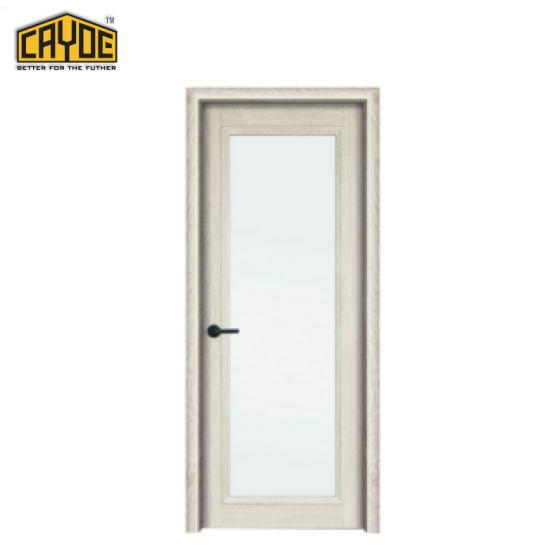 China Cayoe Aluminium Bathroom Room Glass Door Toilet More Kitchen