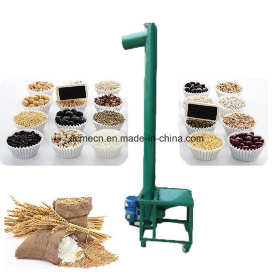 Agricultural Transport Machine Grain Conveyor Screw Auger Elevator Price