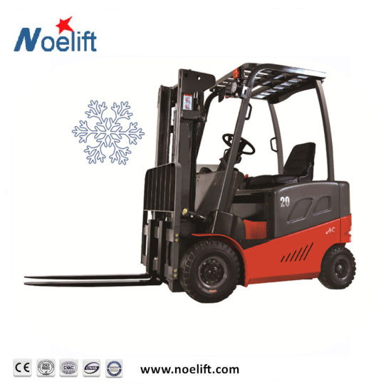 ISO AC Motor 1.5 3t Four Wheels Electric Forklift Material Handling Equipment