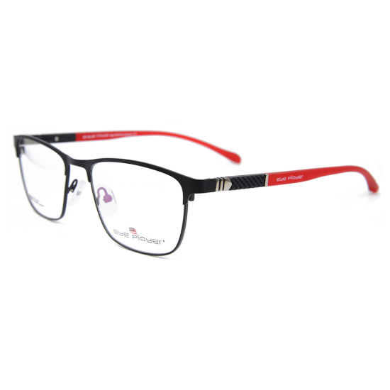 Fashion Model Designs Metal Slingshot Eyewear Flexible Light TR90 Eyewear Optical Eyeglasses Frames pictures & photos