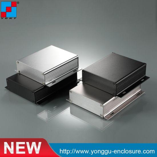 Aluminium Electronics Desktop Enclosure Box Manufacturers for PCB