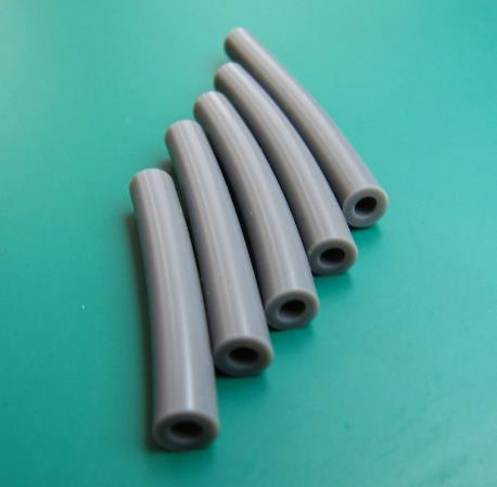Sanitary Soft Transparent Large Diameter Silicone Rubber Hose Tube