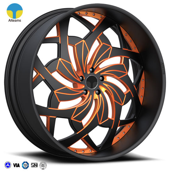 20X14 Forged Rims Alloy Wheels pictures & photos