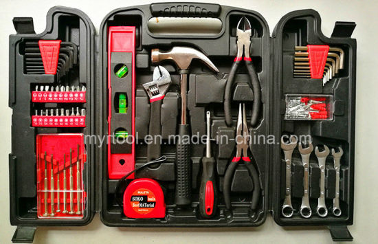 133PCS DIY and Practical Household Tool Set (FY133B1) pictures & photos