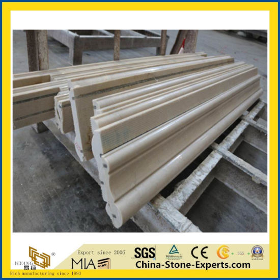 Natural Stone Marble Building Trims