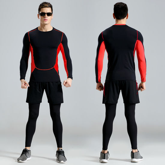 Man's Gym Sportswear Jogging Suits Wholesale