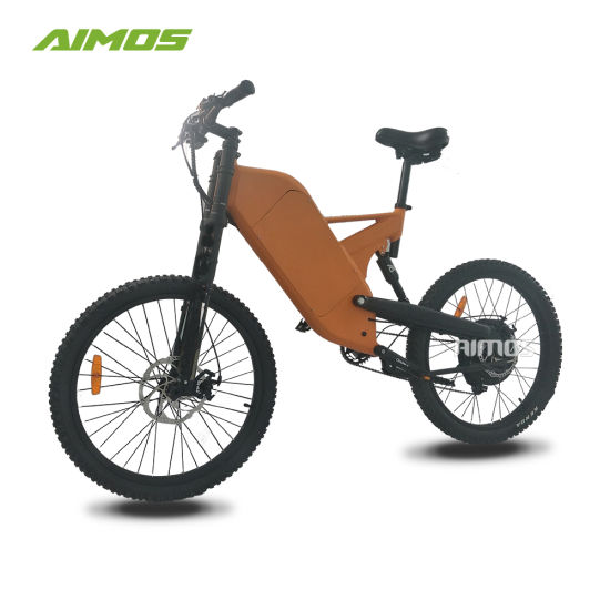 48V 3000W Mountain Electric Bike with Big Battery
