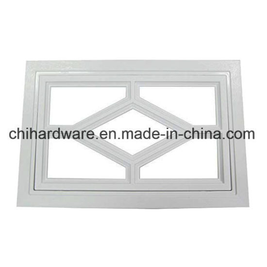 Automatic Sectional Overhead Garage Door Window, Plastic Window for Garage Door pictures & photos