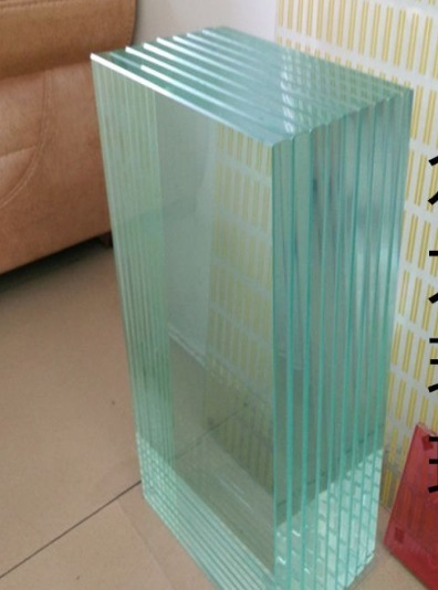 Tempered Laminated Building Glass with Many Different Thickness
