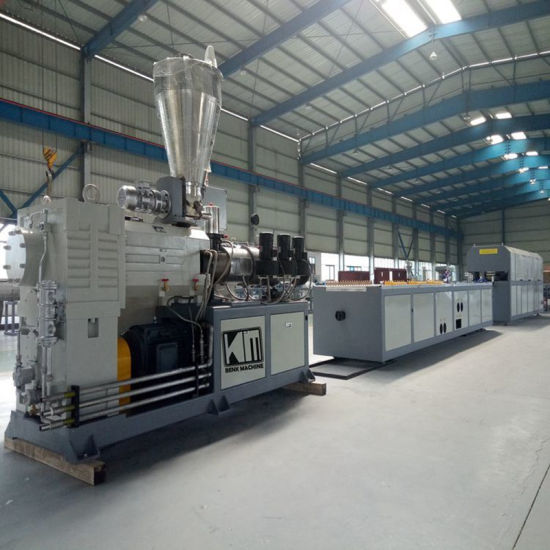 WPC Profile Making Machine for Floor