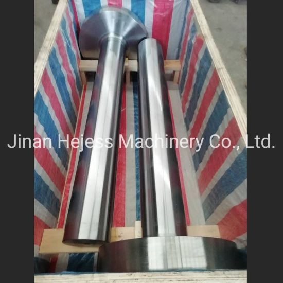 Chrome 40cr Forged Bar Stainless Steel Shaft