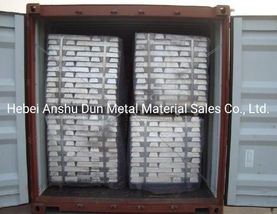 High Quality Zinc Ingot Zinc Metals Ingot Zinc Ingot 99.99%\99.995%, Factory Price Buy High Purity Zinc Ingots