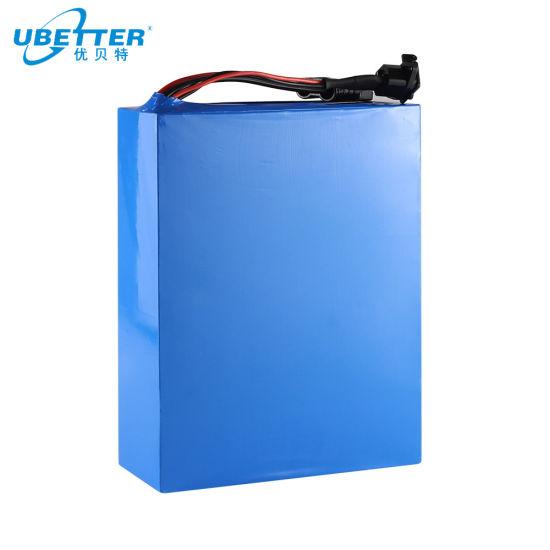 36V 50ah BMS Battery LiFePO4 Battery Pack Lithium Battery