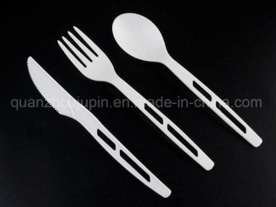 OEM Eco Friendly PLA Disposable Tableware pictures & photos