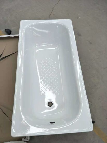 pH0540 Cast Iron Steel New Style Drop-in Massage Bathtub Bathroom pictures & photos