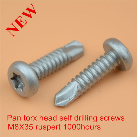 China M8 Self Drilling Screw Torx Screw M8*32 Self Drilling