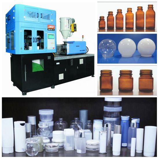 Jasu Machinery Plastic Bottle Injection Blow Molding Machine