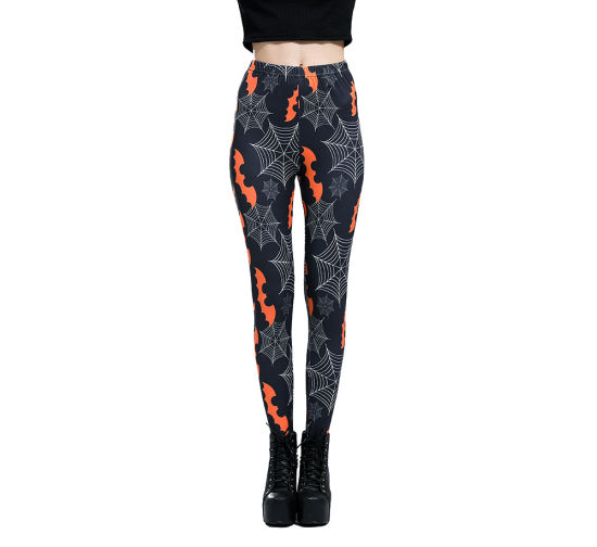 79f37cbda46 Wholesale Women Fashion Custom Printed Leggings Pants