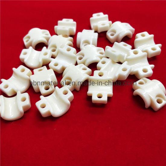 Customize Glazed Al2O3 Alumina Ceramic Parts