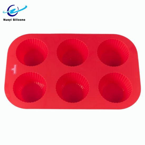 Wholesale Factory Direct FDA Silicone DIY Bakeware Cake Mold