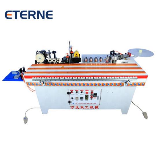 Wholesale Superior Straight Curve Manual Edge Banding Machine (ET-50)