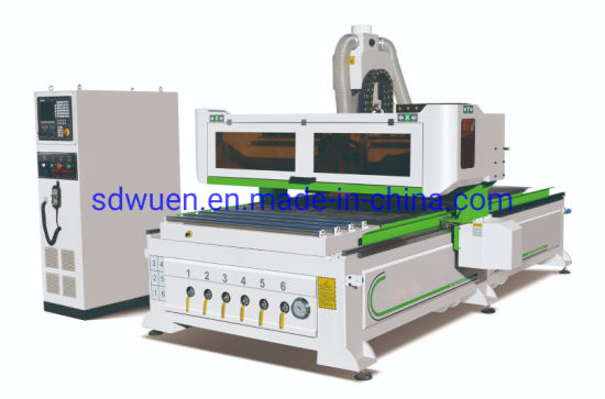 1325 Wood Working Atc CNC Router for Wood Carving and Wood Furniture and Doors