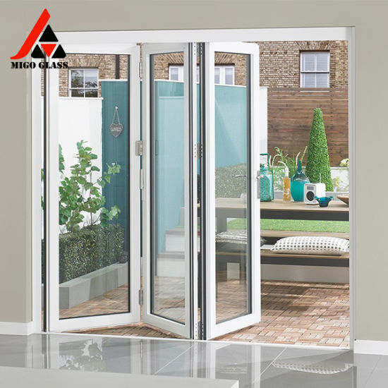 Hight Quality Insulated Glass Doors with ISO&Ce