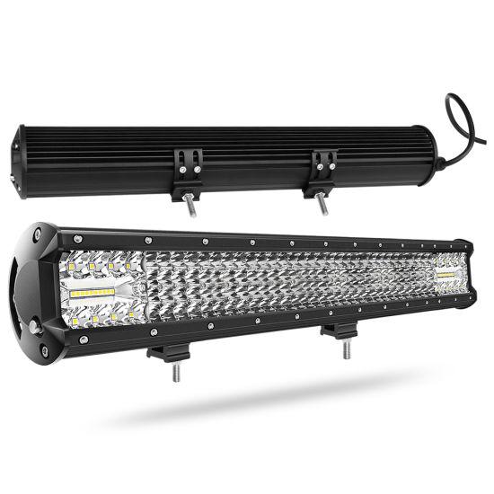 E Mark 88w 114w 146w 194w 274w 12 Inch 15 Inch 20inch 29 Inch 44 Inch Super Bright 5d Quad Row Led Light Bar