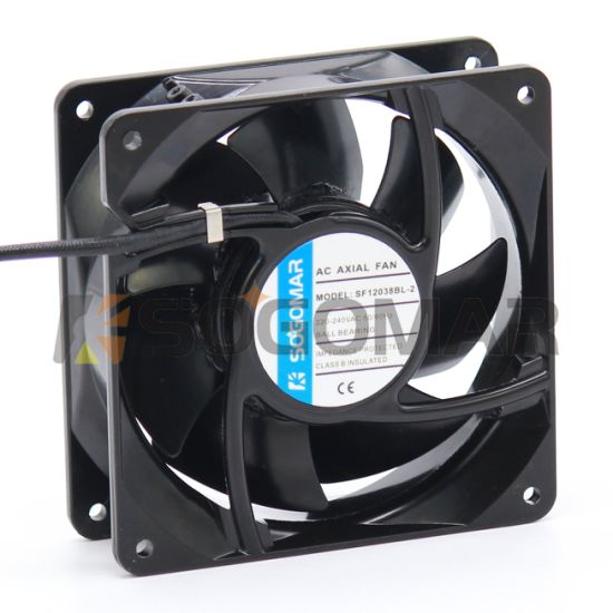 4 Inch Metal Axial Fan with High Quality 220-240V AC