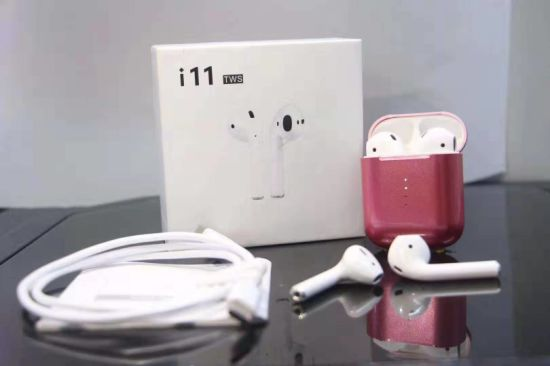 I11 New 5 0 Original Twins Bluetooth Earphone with Touch Auto Connect